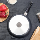 Сковорода 28 см «Домашняя», съёмная ручка - Фото 5
