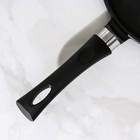 Сковорода блинная «Литая», d=24 см - Фото 3