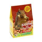 """Корм """"Бриллиант"""" для грызунов, с орехами, 350 г"""