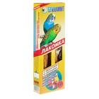 "Лакомка ""Бриллиант"" для птиц, фруктовый бисквит, 2 шт, 60 г"
