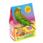 """Корм """"Бриллиант"""" для попугаев, с ягодами, 400 г"""