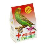 """Корм """"Бриллиант"""" для молодых и ослабленных попугаев, 400 г"""