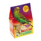 "Корм ""Бриллиант"" для попугаев, с фруктово-овощными добавками, 400 г"