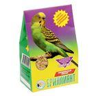 """Корм """"Бриллиант"""" для попугаев, специальный состав, 400 г"""