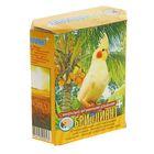 """Корм """"Бриллиант"""" для средних попугаев, с растительно-минеральными добавками, 500 г"""