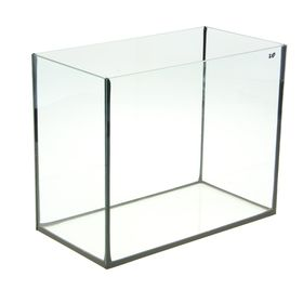 Аквариум прямоугольный без крышки, 20 литров, 36 x 19 x 29 см Ош