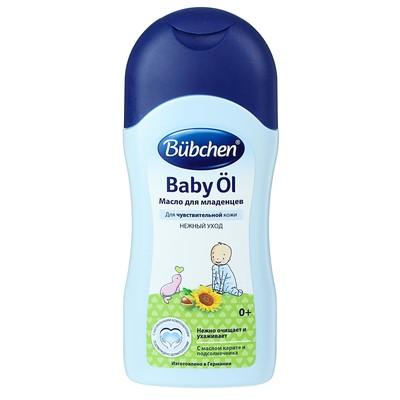 Масло для младенцев Bubchen, с рождения, 200 мл - Фото 1