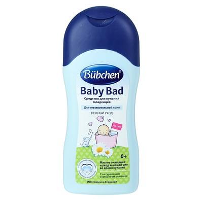 Средство для купания младенцев Bubchen, с рождения, 200 мл - Фото 1