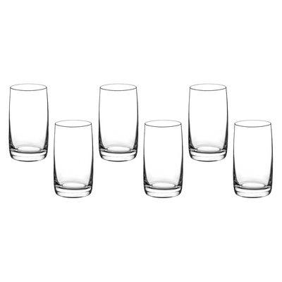 Набор стаканов для воды «Идеал», 380 мл, 6 шт.