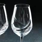 Набор бокалов для вина Bohemia Crystal «Турбуленция», 350 мл, 2 шт - Фото 2