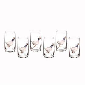 """Набор стаканов для воды 250 мл 6 шт """"Идеал"""""""