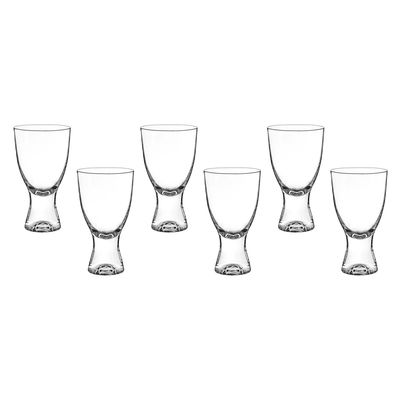 Набор стаканов для воды «Самба», 320 мл, 6 шт.
