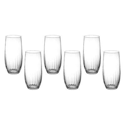 Набор стаканов для воды «Клаб», 350 мл, 6 шт.