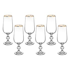 Набор бокалов для пива «Клаудия», 280 мл, 6 шт.