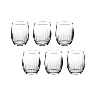 Набор стаканов для виски «Клаб», 300 мл, 6 шт.