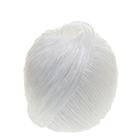 Шпагат ПП, d=1,6 мм, 60 м, цвет белый