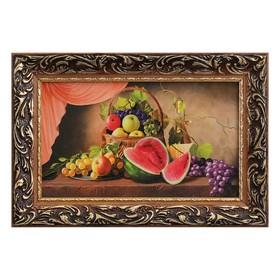 Картина 'Натюрморт с арбузом' Ош