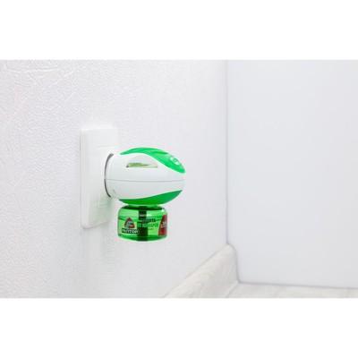 """Комплект от комаров """"Раптор"""" Turbo, фумигатор+жидкость, 40 ночей - Фото 1"""