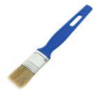 """Кисть плоская """"Сибртех"""" Эксперт, 25х6 мм, ручка пластик, натуральная щетина"""