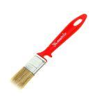 Кисть плоская Matrix, для эмалей, 25х10 мм, ручка пластик, натуральная щетина
