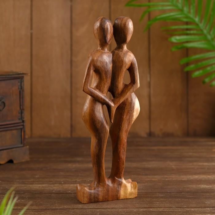 Сувенир Нежный танец тёмный, 30 см