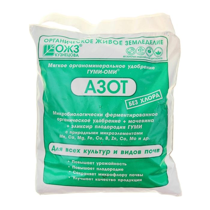 купить Удобрение Гуми-Оми-Азот Мочевина 0,5 кг