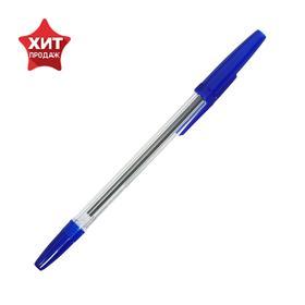Ручка шариковая «Стамм», «Офис», узел 0.7-1.0 мм, чернила синие, тонированный корпус, стержень 133-135 мм, МИКС