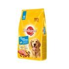 Сухой корм Pedigree для взрослых собак всех пород, говядина, 600 г