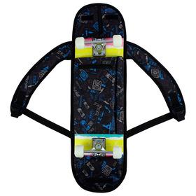 Сумка для скейтборда, 80х24 см, цвета микс Ош