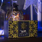 "Гирлянда ""Бахрома"" 3 х 0.6 м , IP44, прозрачная нить, 160 LED, свечение синее, 220 В - Фото 3"