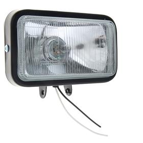 Противотуманная фара 15х9 см, IP65, 12 В, стекло прозрачное Ош