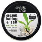 """Пилинг для тела Organic Shop """"Тропический бамбук"""", 250 мл"""