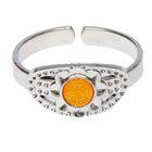 Карнавальный браслет с камнями, цвета МИКС