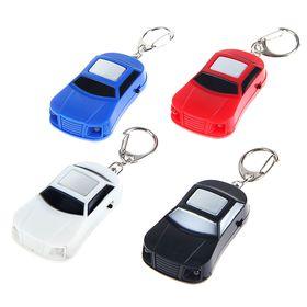Брелок для поиска ключей LuazON LKL-06 «Машинка», пластик, МИКС Ош