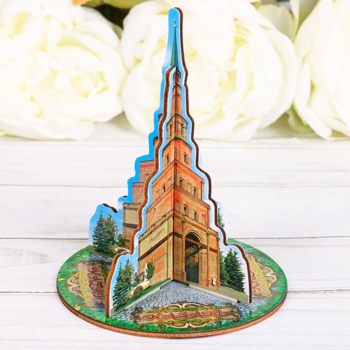 Настольный сувенир Казань. Башня Сююмбике