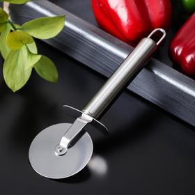 Нож для теста и пиццы Доляна «Металлик», 19,5 см