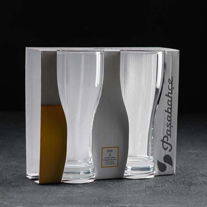 купить Набор бокалов для пива Паб, 500 мл, 2 шт