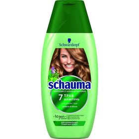 Шампунь для волос Schauma «7 трав», 225 мл