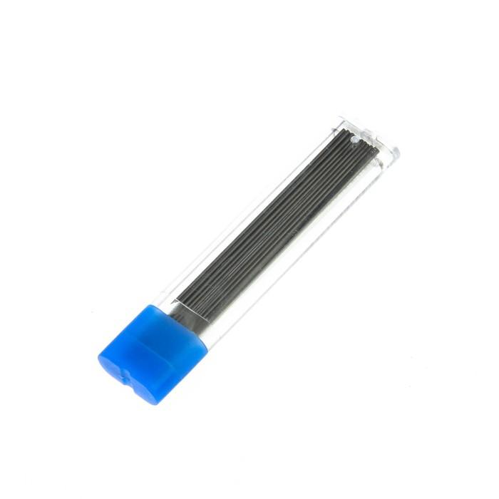 Грифели для механических карандашей, 0.7 мм, Koh-I-Noor, 4162 HB, 12 штук, в футляре