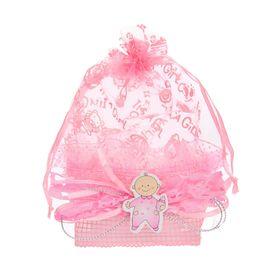 Бонбоньерка «Лялька», цвет розовый Ош