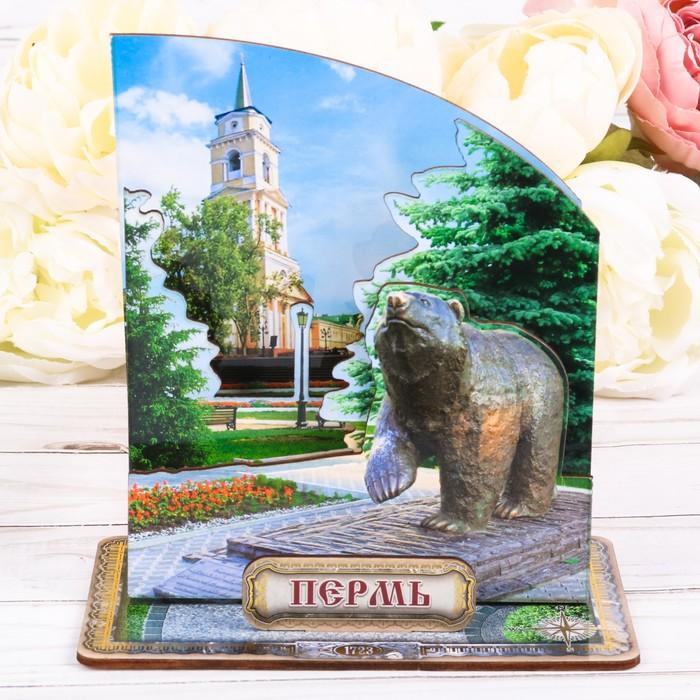 Настольный сувенир Пермь
