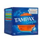 Тампоны «Tampax» Compak Super Plus Duo, с аппликатором, 16 шт