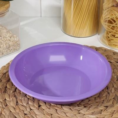 Тарелка для первых блюд Martika, d=22 см, цвет МИКС