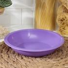Тарелка для первых блюд, d=22 см, цвет МИКС - Фото 2