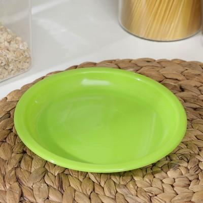 Тарелка для закусок Martika, d=16 см, цвет МИКС