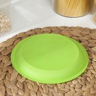 Тарелка для закусок, d=16 см, цвет МИКС - Фото 3