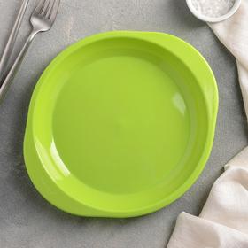 Тарелка для вторых блюд 'Чезаре', цвет МИКС Ош
