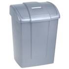 Контейнер для мусора «Форте», 23 л, цвет МИКС - Фото 5