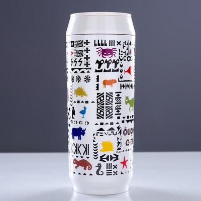 "Термос ""Coke Can"", 400 мл, 7х18 см"