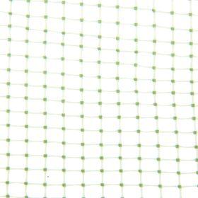 Сетка садовая от птиц, 2 × 10 м, ячейка 0.6 × 0.6 см, зелёная, «Протэкт»